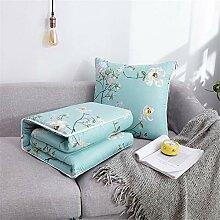 ZMXAWXJ 2 in 1 Kissen Deckenkissen Sofa