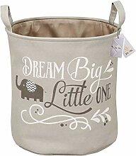 Znvmi Faltbare Aufbewahrungskorb Baby Wäschekorb