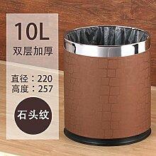 Znzbzt Doppel Mülleimer home Wohnzimmer Küche