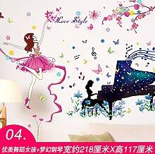 Znzbzt Einladende selbstklebende Tapete Wand Wand