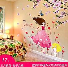 Znzbzt Schlafzimmer Tapete selbstklebende Tapete