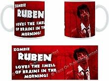 Zombie Ruben liebt den Geruch von Brains in the