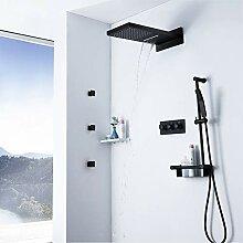 Zona Praktisch Kupfer Wasserfall Dusche Dusche