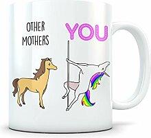 ZonaloDutt Mutter Geschenke lustige Mutter