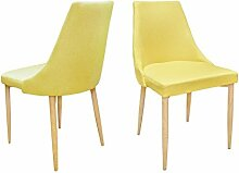 Zons 2Stück Stuhl Hat Esszimmer skandinavischen