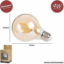 Zons LED-Leuchtmittel Edison, dekorative Lampe,