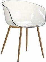 Zons Sessel Plexiglas Design