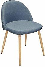 Zons Stuhl Hat Esszimmer skandinavischen blau grau