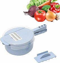 Zooarts 9 IN 1 Multifunktionsküchen-Gemüsereibe