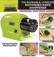 zooarts® elektrischen Motor-Messerschärfer für