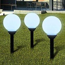 Zora Walter Aussenlampe Solarkugel Solarlampe LED