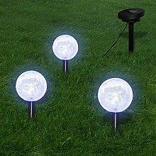 Zora Walter Patio Garten Solarleuchte Solarkugel