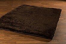 Zottelteppich Kuschelteppich Hochflor Teppich