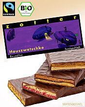 ZOTTER BIO & FAIR Hauszwetschge 70 g Tafel