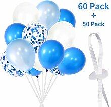 ZOYJITU Luftballons Hochzeit, Luftballons