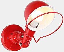 Zozmy Retro Industrial Wandlampe, Verstellbare