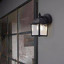 ZPSPZ Wand Lampe Amerikanische Antiken Balkon