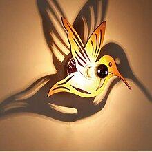 ZPSPZ Wand Lampe Einfache Amerikanische Kreative