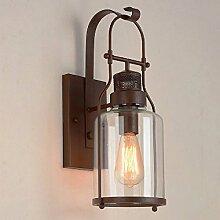 ZPSPZ Wand Lampe Retro - Wand Lampe Industriellen