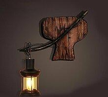 ZPSPZ Wandleuchte Wandlampe Europäischen Stil