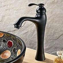 ZQ Centerset Kupfer Bad Waschbecken Armaturen Öl
