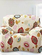 ZQ Gelb-N / A-Chair Cover: 90-140cm; Loveseat:145-185cm; Sofa Cover:190-230cm , loveseat-light yellow , loveseat-light yellow