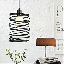 ZQ@QX Modernes Design und klassische Mode Anhänger Lampe Schlafzimmer Wohnzimmer Küche Kronleuchter Kronleuchter von Kunst Frühjahr 190 * 320 (mm)