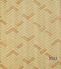 ZQ@QXDer Bambus Bambus Tapete 53*1000 cm, EIN