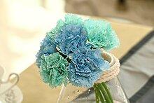 ZQ@QXNelke chrysantheme Blumendekoration