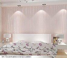 ZQ@QXNicht gewebten Stoffen, modernen minimalistischen Linien, Tapete, Tapeten, 53*1000cm, Pulver