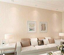ZQ@QXNon woven Fabric, modernen, minimalistischen Streifen Tapete, Tapeten, 53*1000cm, Pulver