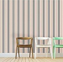 ZQ@QXWohnzimmer Schlafzimmer Tapete mit Tapeten, Kunststoff 45*1000 cm