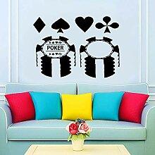 zqyjhkou Design Poker Casino Karte Muster