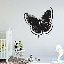 zqyjhkou Schmetterlinge Wandaufkleber Wohnkultur