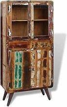 Zqyrlar - Küchenschrank Recyceltes Massivholz