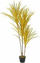 Zqyrlar - Künstliche Pflanze Dracaena mit Topf