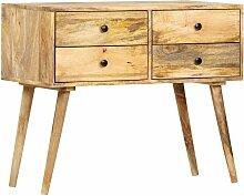 Zqyrlar - Sideboard 85 x 40 x 71 cm Massivholz
