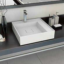 Zqyrlar - Waschbecken 50 x 50 x 12,3 cm
