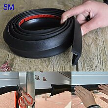 ZREAL - 5 m - Garagentor Bodendichtung,