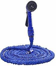 ZREALA Gartenschlauch/Wasserschlauch Blau 45
