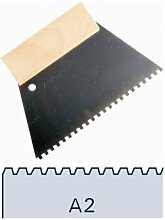 zs1206823 Profilor Werkzeuge Zahnspachtel A2