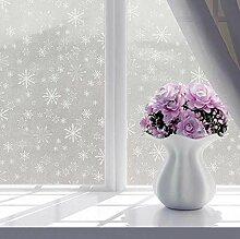ZSGCFILME Fensterfolie Glas Balkon Schiebetür Bad