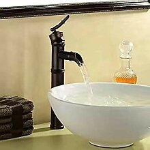 ZSKGLM Wasserhahn Das Kupfer Warmes Und Kaltes