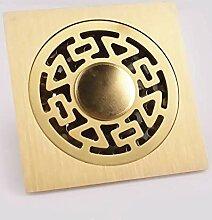 ZSQAW Copper Deodorant-Platz Bodenablauf