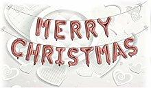 ZSQQSCL 16 Zoll Frohe Weihnachten Englische