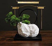 ZSWshop Dekoration chinesische Dekoration Tieyi
