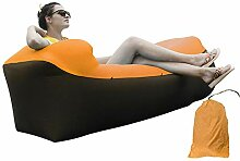 ZTMN Aufblasbares Wasserdichtes Sofa, Faule Couch