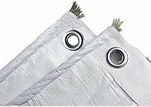 ZTMN Plane Weiß Regendichtes Tuch Sonnenschutz