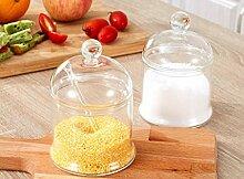 ZTMN Seasoning Box Glassalzdosen Kombination