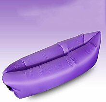 ZTMN Ultraleichtes Outdoor-Sofa, tragbare Liege